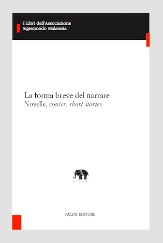 Copertina - La forma breve del narrare. Novelle, <EM>contes</EM>, <EM>short stories</EM>